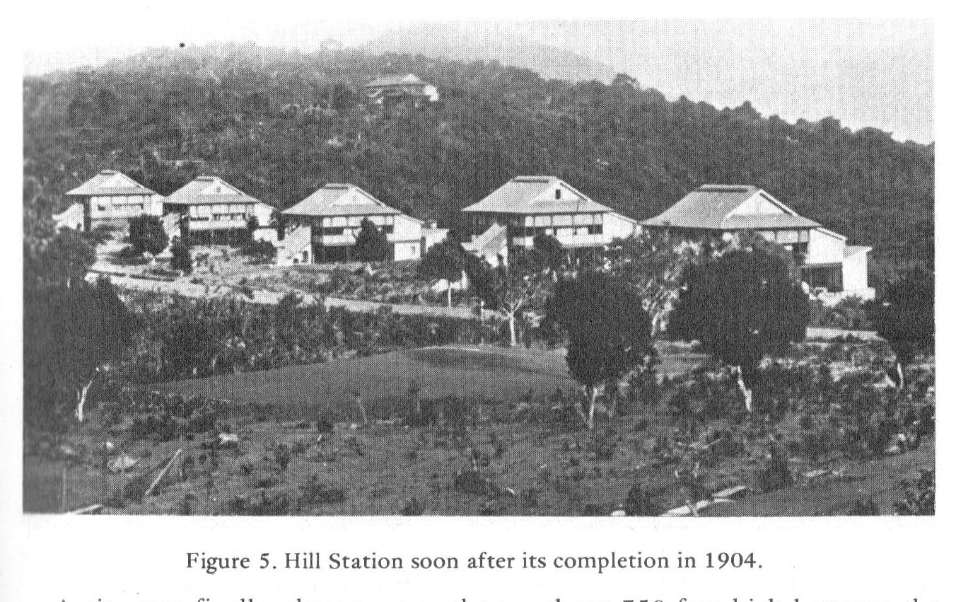 Hill Station, Freetown